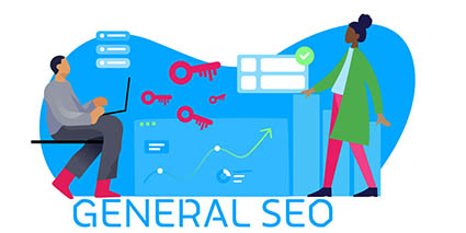 SEO interview questions - general seo header image