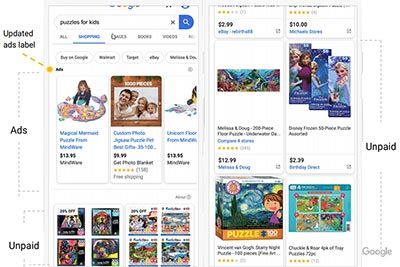 Is Google Shopping really free
