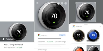 Google Shopping Product image preview